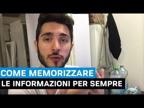 [Palazzo della Memoria] Come memorizzare delle informazioni per sempre con il Palazzo -Pausa Caffè 4