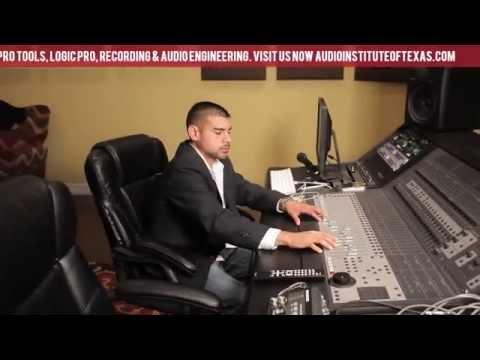 Audio Institute Of Texas | Texas Recording School
