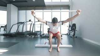 Nowa Ortopedia - Rehabilitacja w bocznym przyparciu rzepki