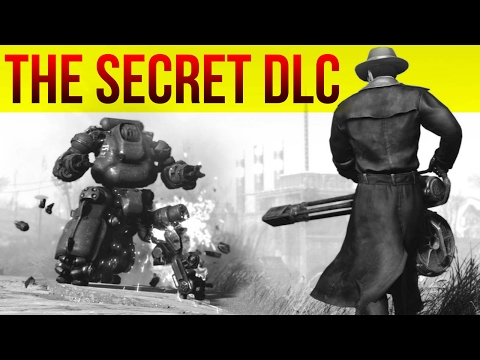 Fallout 4 – Secret DLC + Graphics Update 1.9 + ESO News!