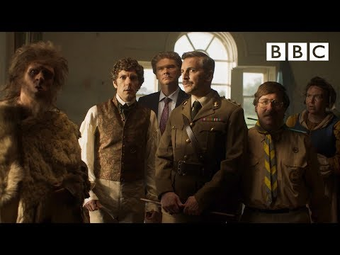 Is Alison losing her mind in Ghosts? A new series from the Horrible Histories team - BBC
