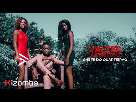Valter Artístico - Chefe do Quarteirão ( Oficial Vídeo - 2018