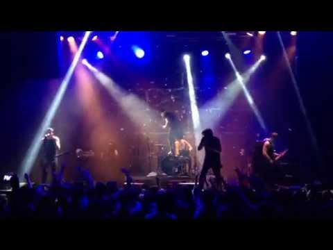Alesana — Oh, How the Mighty Have Fallen @ Live in Red Club, Moscow, 03.09.2015