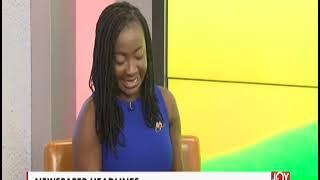 Towards Stabilising The Cedi… BoG Bares Teeth - AM Show Headlines on JoyNews (24-4-19)