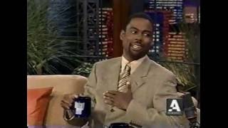 CHRIS ROCK - FUNNIEST INTERVIEW