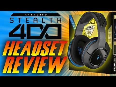 Turtle Beach Stealth 400 Review And Unboxing