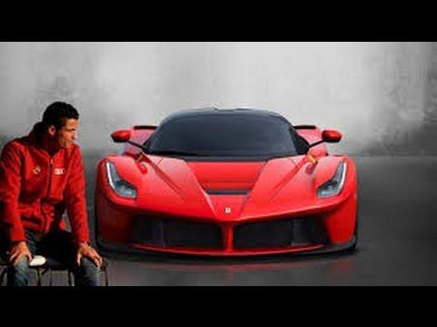 Cristiano Ronaldo et ses 10 plus belles voitures