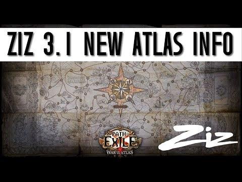 Ziz Initial 3.1 How to Shape Atlas Information