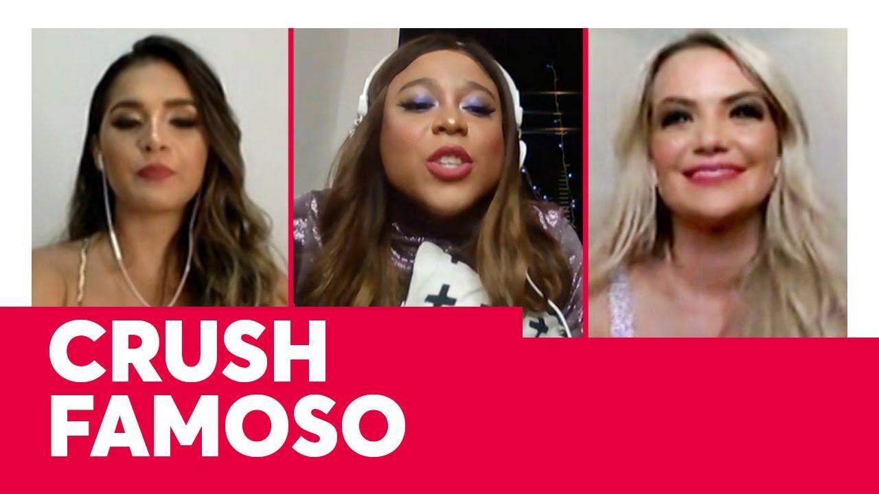 Notícias - Blogueirinha REVELA quem é o seu CRUSH FAMOSO e CAUSA na live 🙊   Humor Multishow - online
