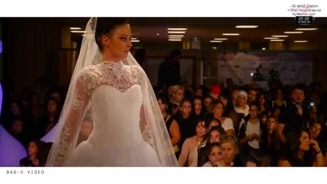 Le grand salon du mariage oriental by medina lyon les 25 et 26 octobre youtube - Salon du mariage oriental lyon ...