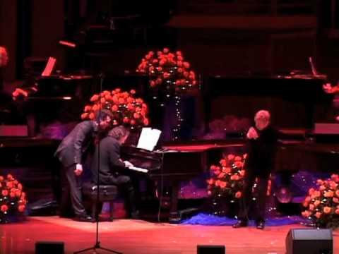 Joe Powers, Michael Allen Harrison, & Michael Kaeshammer - Ten Grands Seattle Benaroya Hall (live)