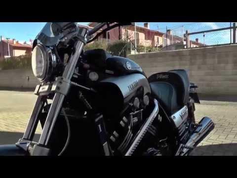 Vmax 1200 original exhaust