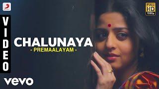 Premaalayam - Chalunaya Video | A.R.Rahman | Siddharth, Prithviraj