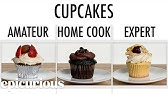 4 Levels of Cupcakes: Amateur to Food Scientist | Epicurious