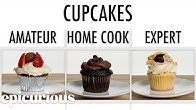4 Levels of Cupcakes: Amateur to Food Scientist | Epicurious