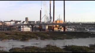 Shoreham Footbridge - Construction Update