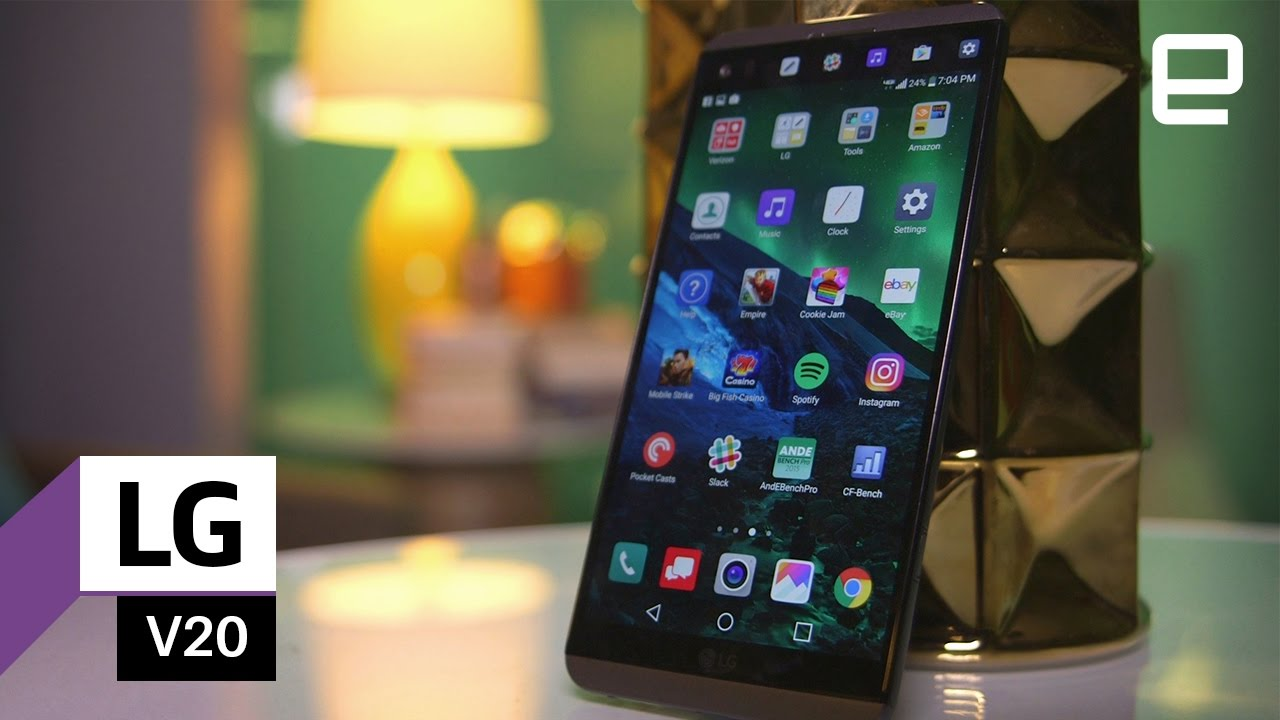 LG V20: Review