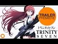 Trinity Seven – Trailer Premiere (deutsch)