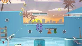 Dolphin Tale: Fling a Fish Mobile Game