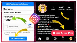how to increase instagram followers and likes 2021 | instagram par follower kaise badhaye 2021 screenshot 4