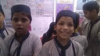 Project No 58 Disaster Management Annual Talent Show school project Al Hidayah public School Mumbra