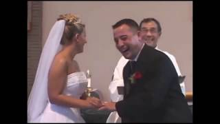 Funny Wedding Fail Compilation (Sexy Wedding Fails) - DDOF