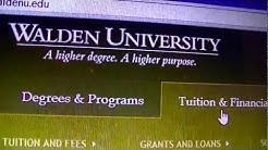 Walden University College of Shame