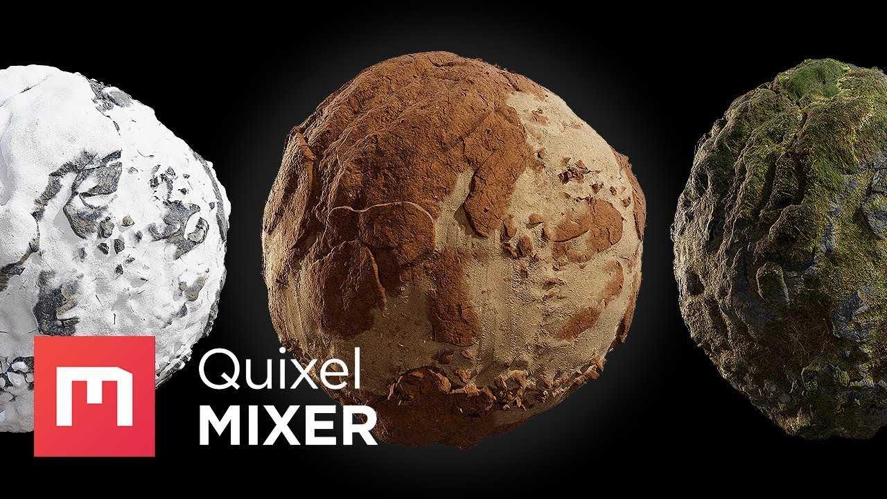 Quixel Mixer 2018 Free Download