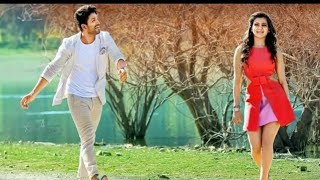 Teri Ha | Allu Arjun | Samantha Akkineni | south mix hindi song