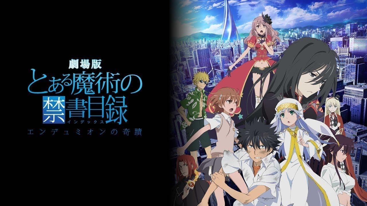 【AMV】To Aru Majutsu no Index: Miracle of Endymion (Movie)