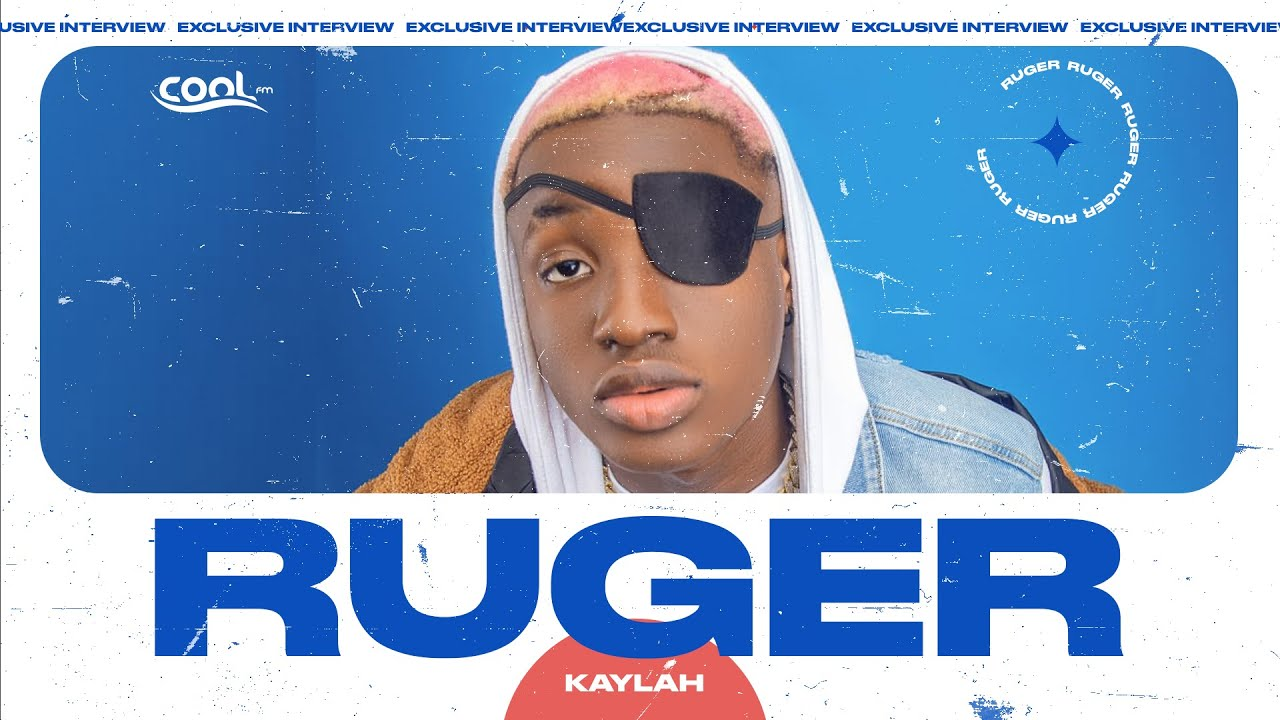 Download RUGER, The biggest breakout star topping African charts!!