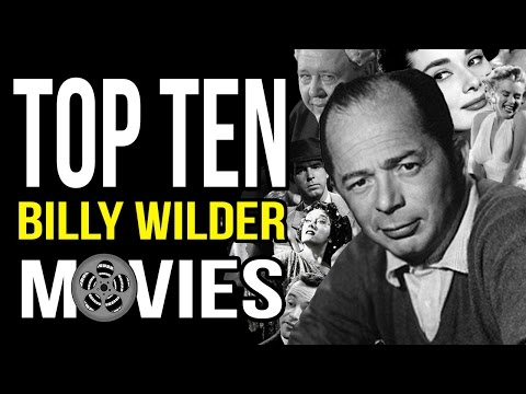 Top 10 Billy Wilder Movies