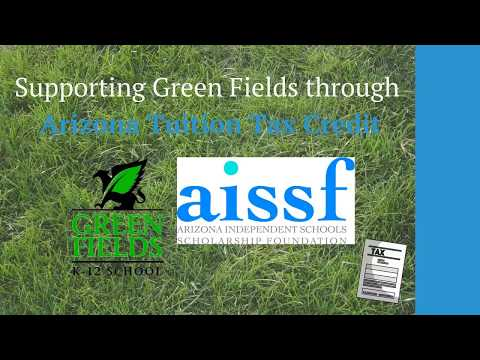 Supporting Green Fields through the Tuition Tax Credit