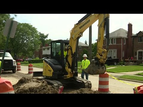 DWSD Investing $500M To Upgrade Detroit's Water And Sewer Systems