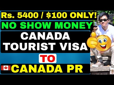 CANADIAN PR PATHWAY STRATEGY NOT EVERYBODY TALKS ABOUT (CANADA TOURIST VISA   WORK PERMIT   PR)