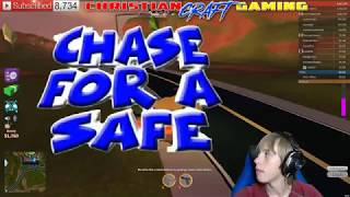 🔴 ROBLOX LIVE STREAM   JAILBREAK CHASE FOR A SAFE!! HIGHLIGHT!!