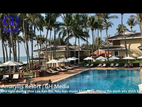 Review Resort Mui Ne - Phan Thiet - VietNam   Amaryllis Resort & Spa