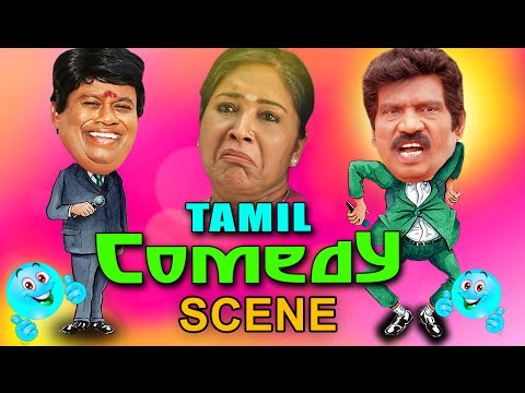 Senthil, Goundamani & KovaiSarala Comedy Scenes | Tamil Best Comedy Collection | Tamil Comedy Scenes