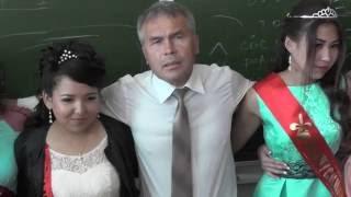 1. Калининская школа, Аскизский район. Выпуск 2016.