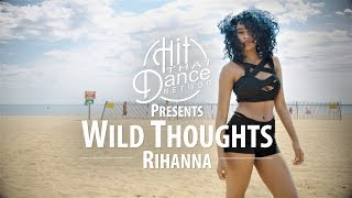 DJ Khaled - Wild Thoughts ft. Rihanna (Freestyle Dance Music Video) | RED Raven | Dance by Psyrenn