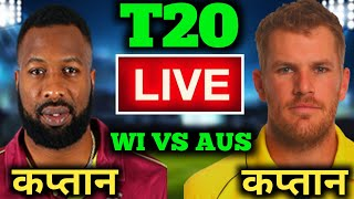 West Indies Vs Australia 1st T20 Live Telecast In India || 1st T20 AUS vs WI Live streaming