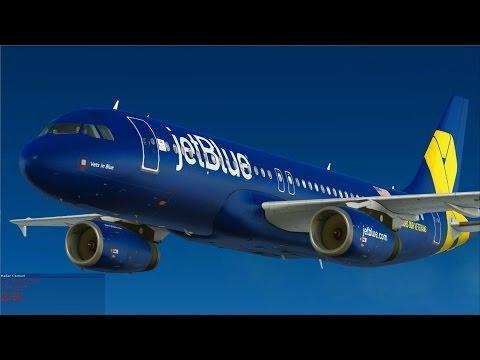 "[FSX] jetBlue ""Vets in Blue"" to Long Beach"