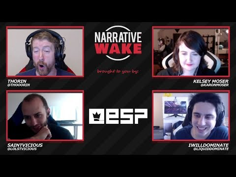 Narrative Wake Episode 30: Clutch Haters (feat. Saintvicious and IWillDominate)