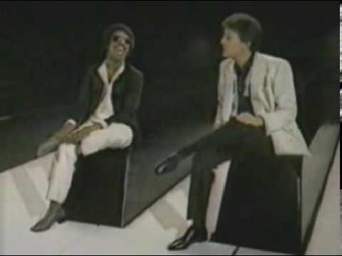 Ebony and Ivory - Paul McCartney and Stevie Wonder