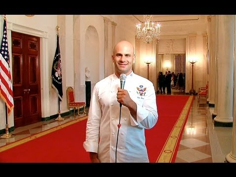 Live from the 2013 Kids' State Dinner with Sam Kass - YouTube