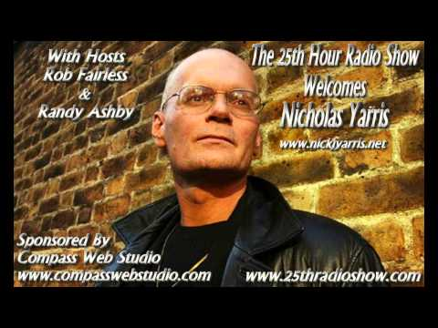 Nick Yarris - Exonerated Death Row Inmate - 22 Years Solitary Confinement - Author - Speaker