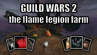 Guild Wars 2 gold guide: the flame legion farm (October 2016)