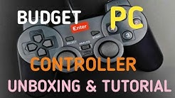 Best Budget PC Gaming Controller - Unboxing & Full Tutorial (Should You Buy it @Rs 300/-)