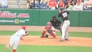 Aaron Judge 3 Run Home Run - New York Yankees