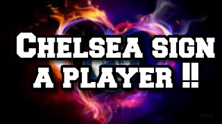 CHELSEA MAKE THEIR FIRST SUMMER SIGNING   WHO WILL CHELSEA BUY NEXT ?